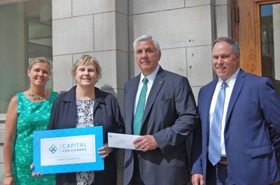 TD Charitable Foundation supports Capital For Change with donation