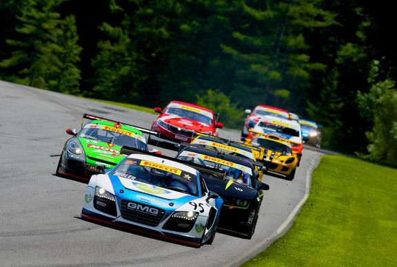 Pirelli World Challenge Zooms into Lime Rock Park