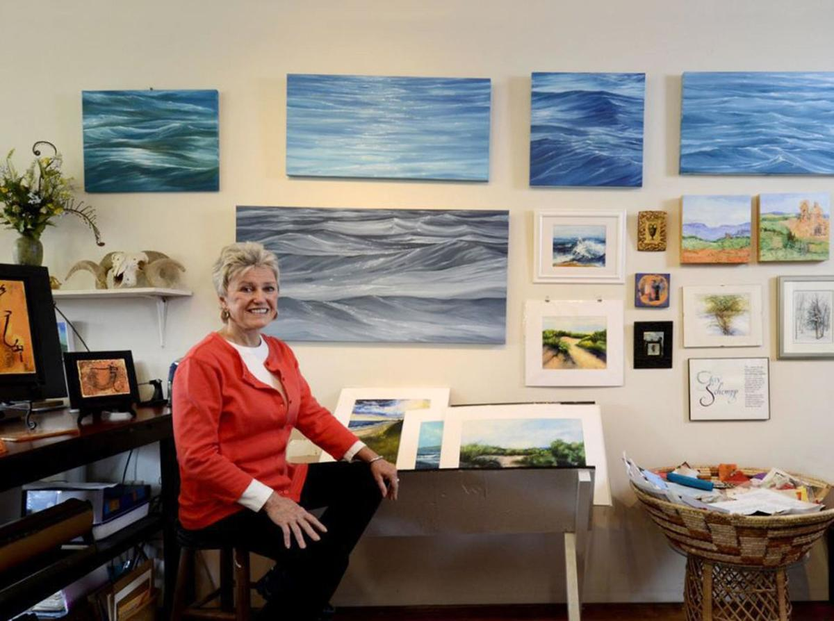 In Winsted and New Hartford, Open Your Eyes Studio Tour returns, with new work spaces