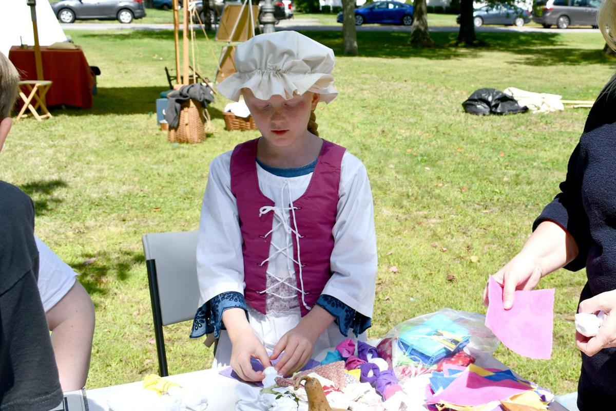 Living History Day marks 300th year