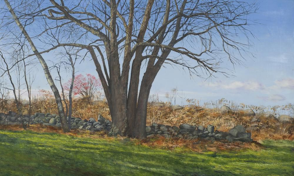 Leger shows landscapes at The Underground Gallery