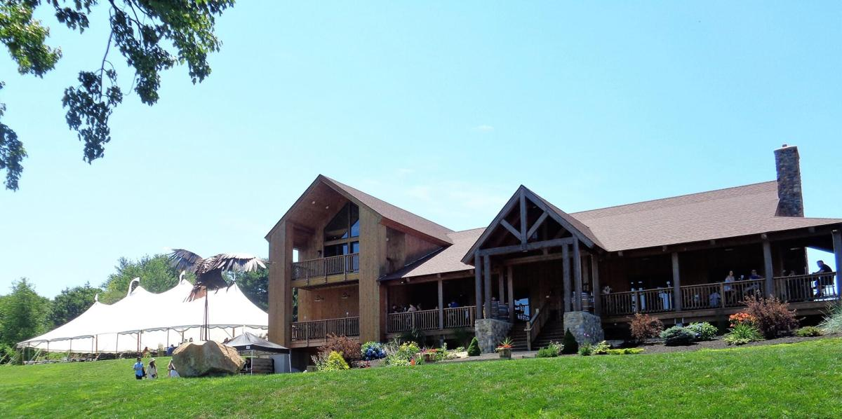 Hawk Ridge Winery in Watertown expands its venue, services