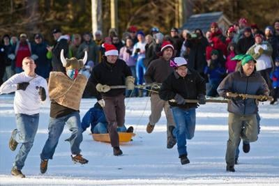 Contestants sought for JumpFest 'human dogsled' competition