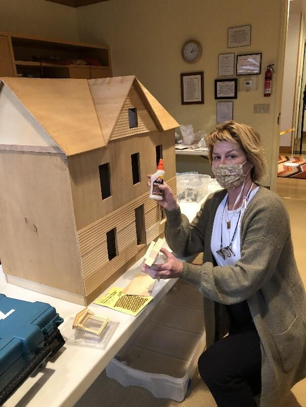Litchfield Community Center offers drawing to win dollhouse