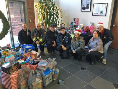 O&G holiday toy collection a success