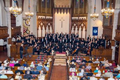 Waterbury Chorale to present Christmas concerts