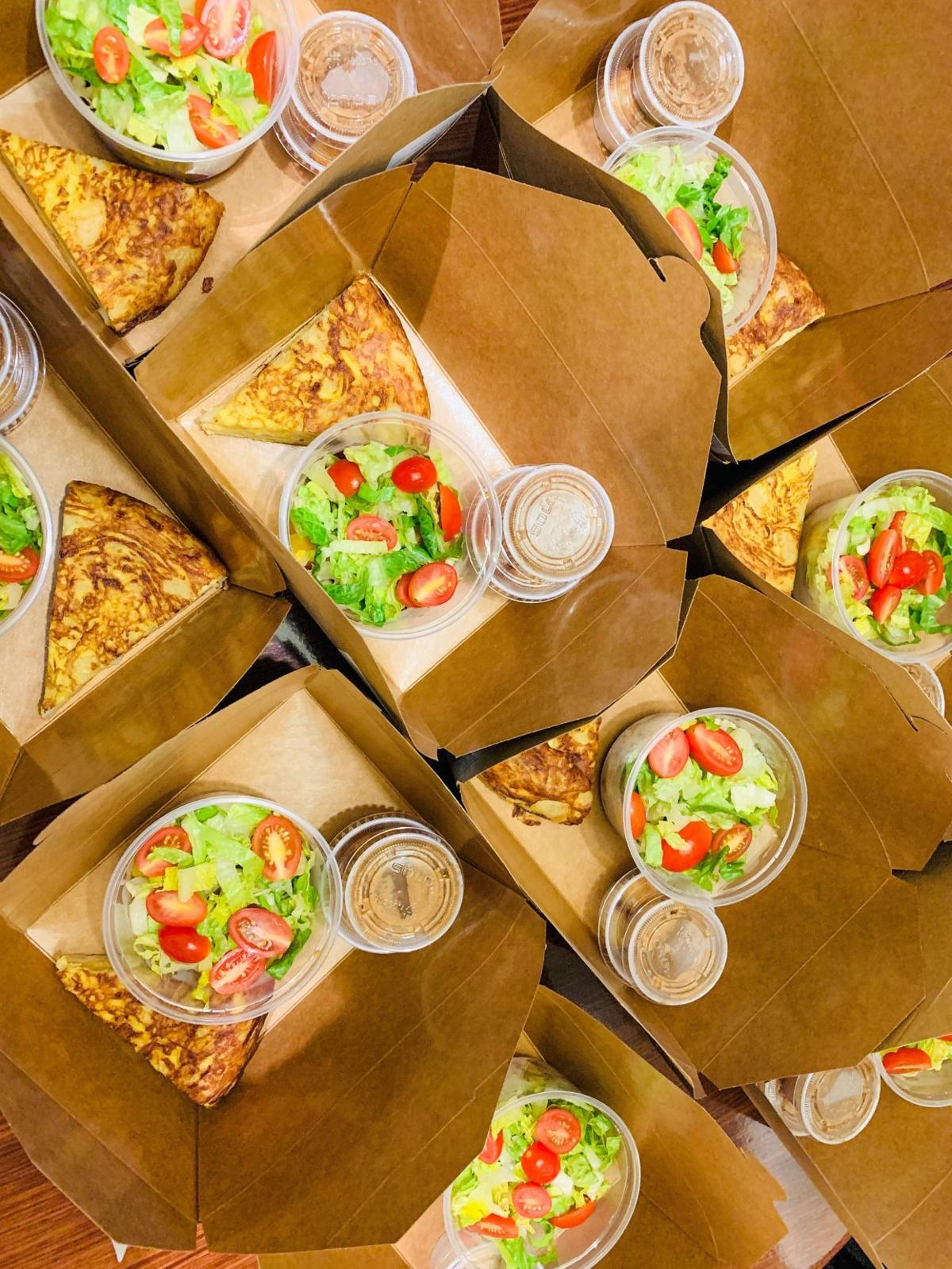 Stephen Fries: Eateries help support health care workers