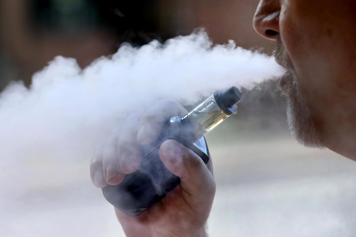 Federal, state, other health officials call for ban on e-cigarettes