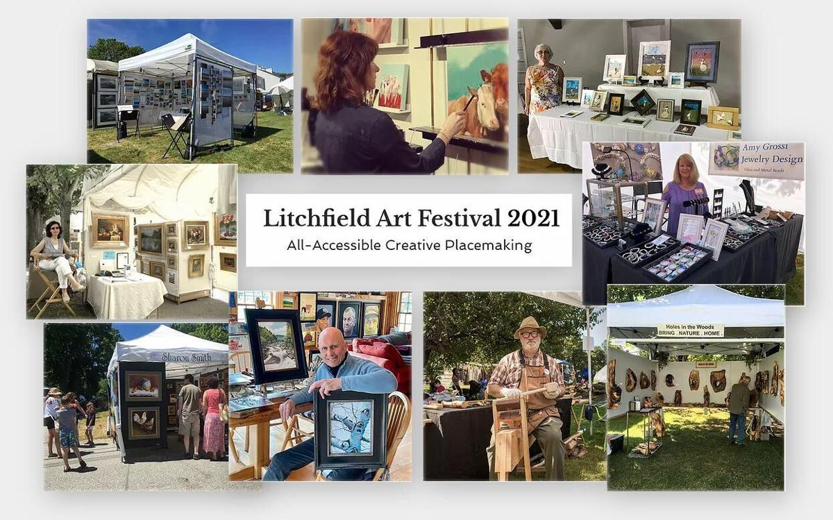 The Voice of Art to present Litchfield Art Festival this summer