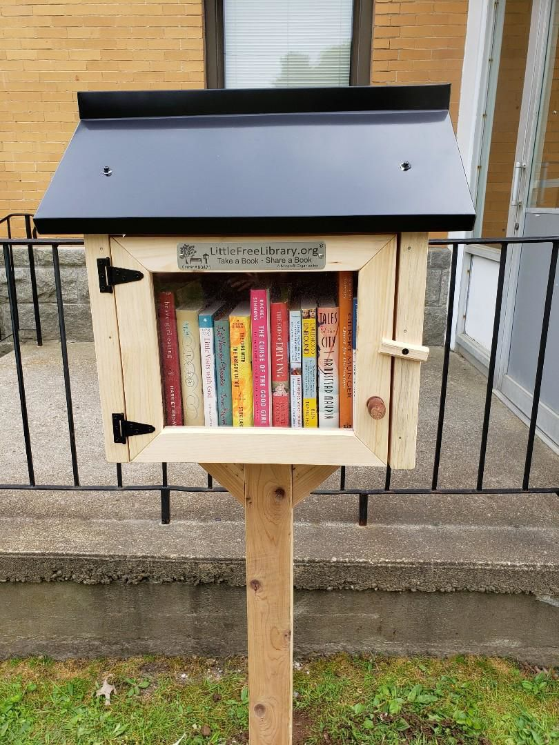 Little Free Library Corner: Homeschooling? Build a Little Free Library together