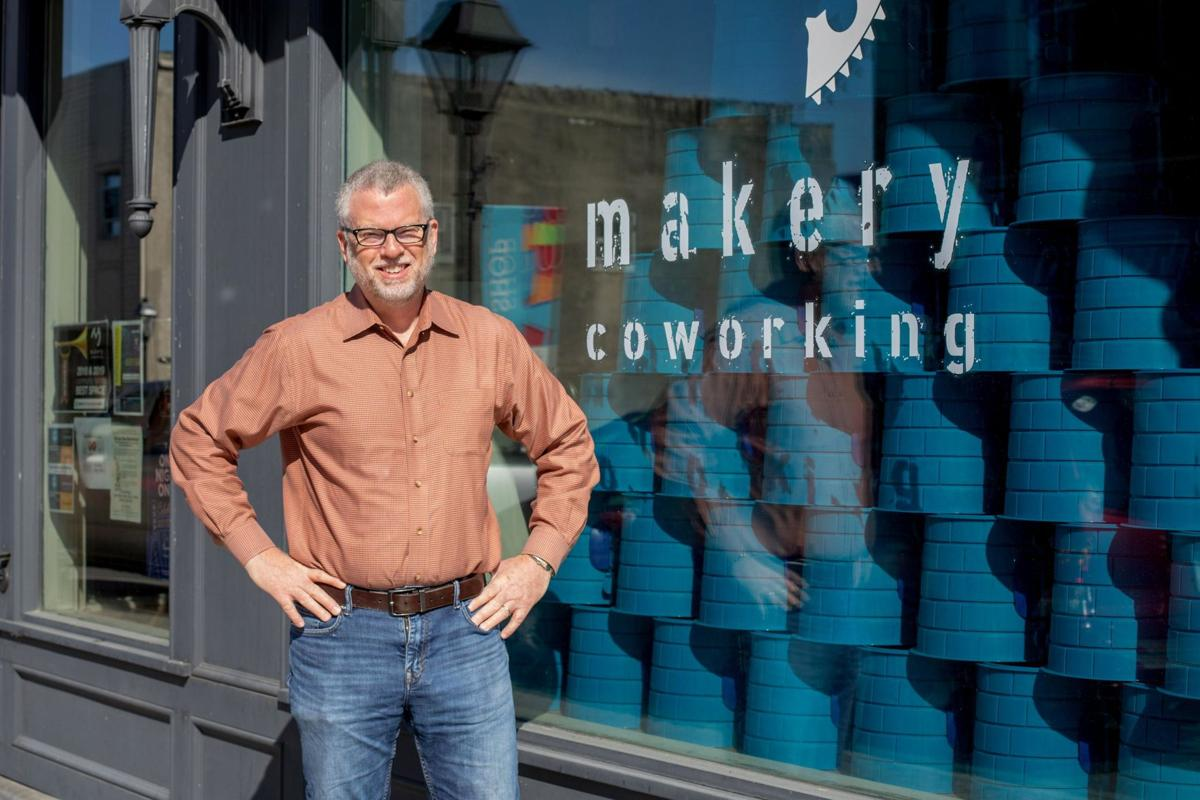 Makery Coworking, in New Milford, garners awards, fosters creativity