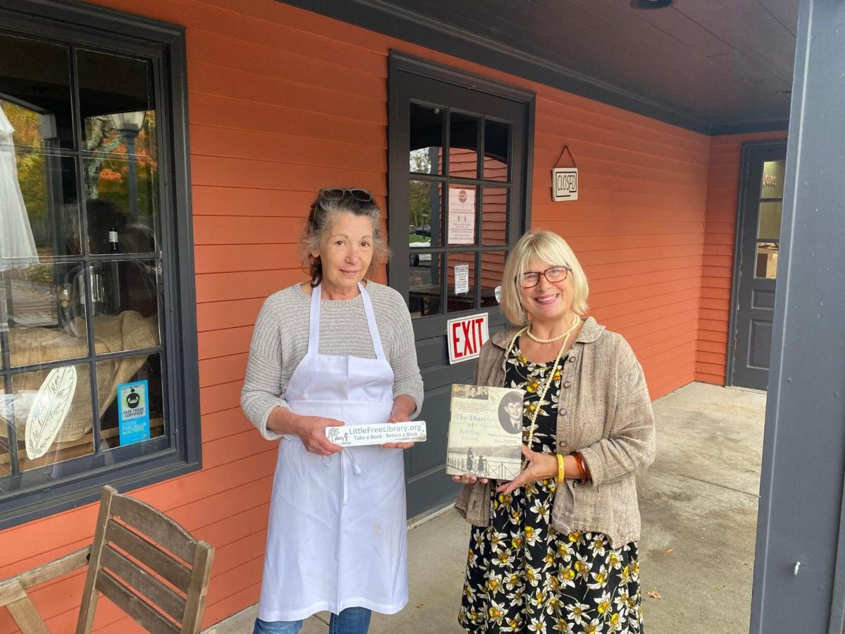 Little Free Library Corner: Keeping LFLs alive in the time of COVID