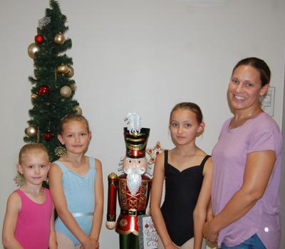 Nutmeg Nuggets: Young dancers audition for all new 'Nutcracker'