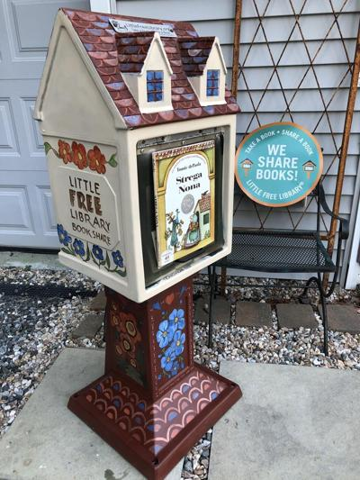 In Morris, Big Book Share to benefit Big City Little Free Library program