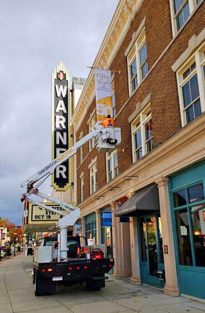 Nutmeg Nuggets: New banners grace Nutmeg Ballet façade in Torrington, as family weekend approaches