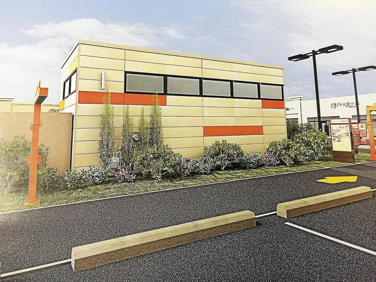 Drive-through Dunkin' proposed in Litchfield