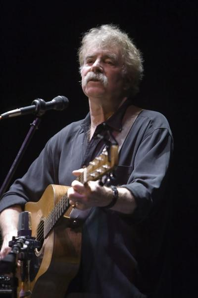 Tom Rush performing in Collinsville Nov. 7