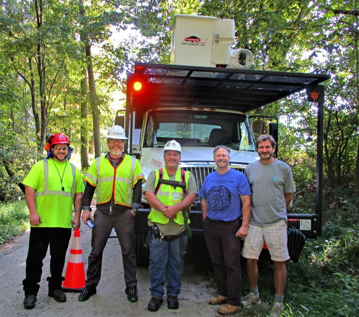 In Roxbury, chestnut tree could be key to bringing back species