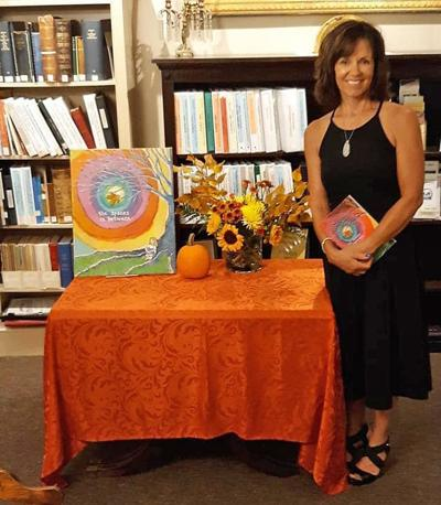 Morris yoga teacher switches gears, publishes book of poetry