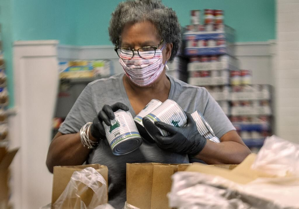 'Supposed to be helping people': Is the food bank system contributing to health disparities?