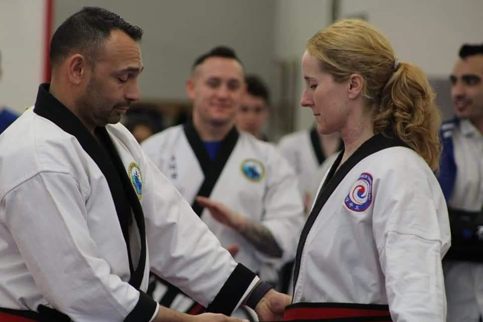 Litchfield Tang Soo Do instructor, owner wins world titles, promotion