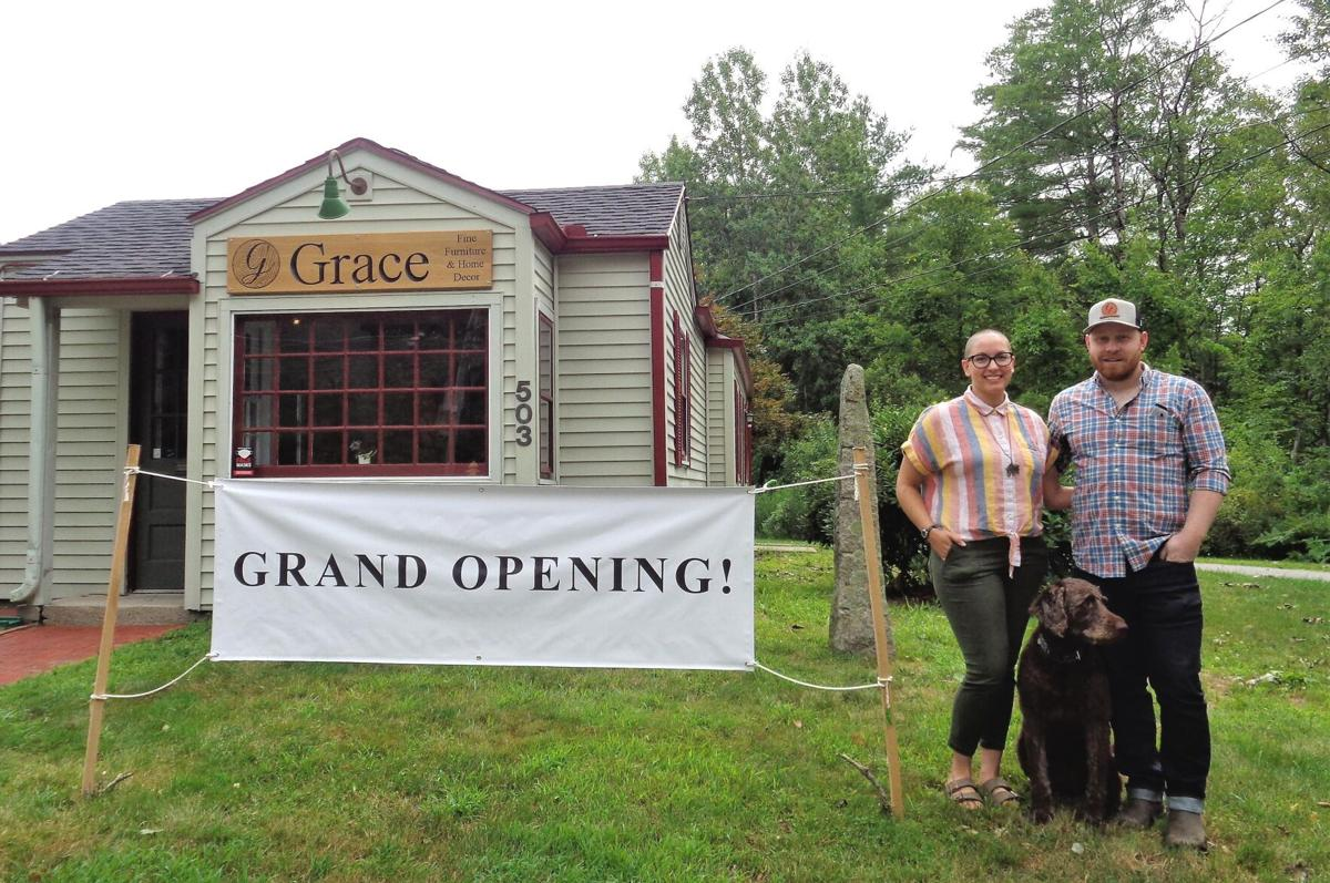 New Litchfield woodworking business features many local artists
