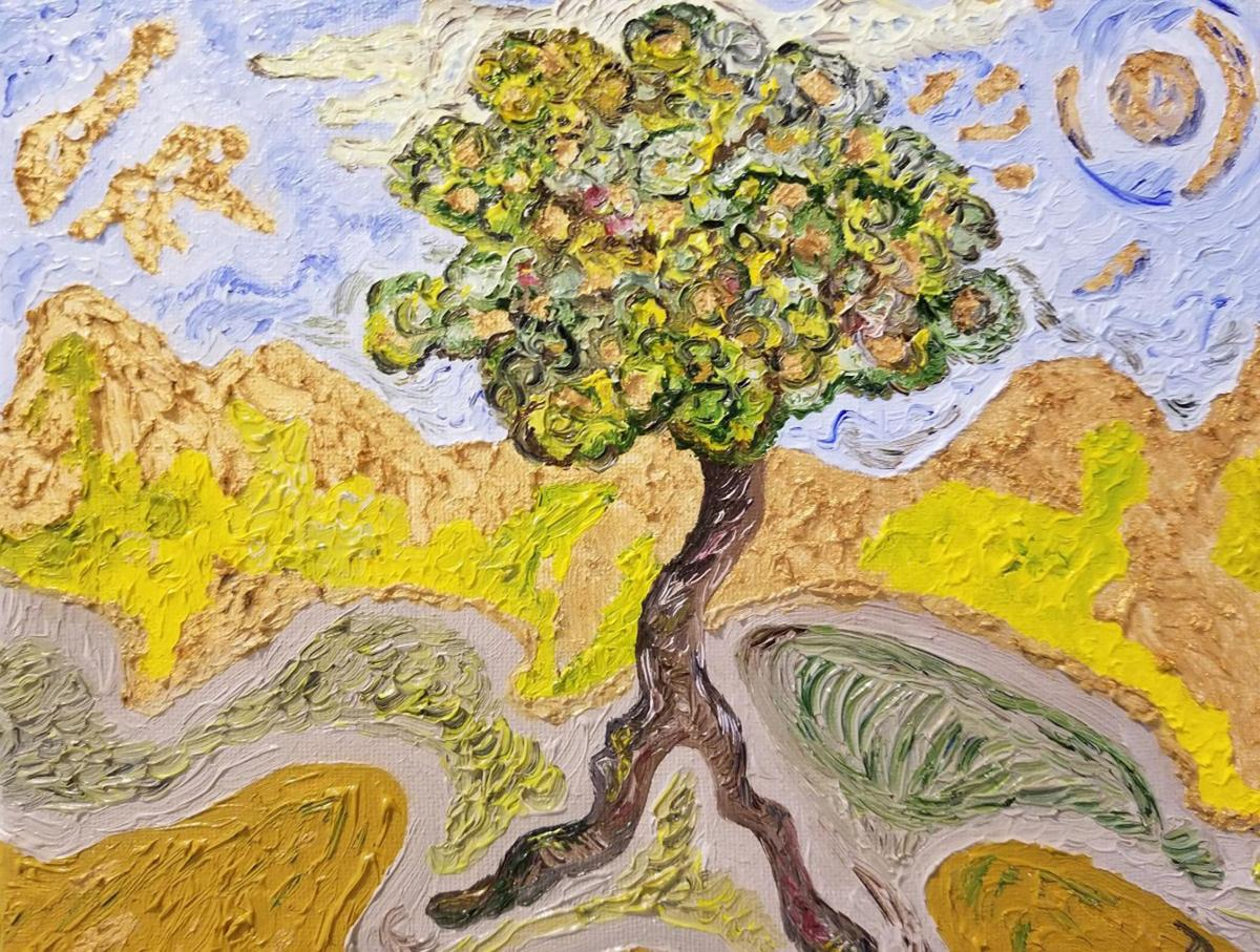 In Falls Village, David M. Hunt Library to show paintings by Rena Fine Art