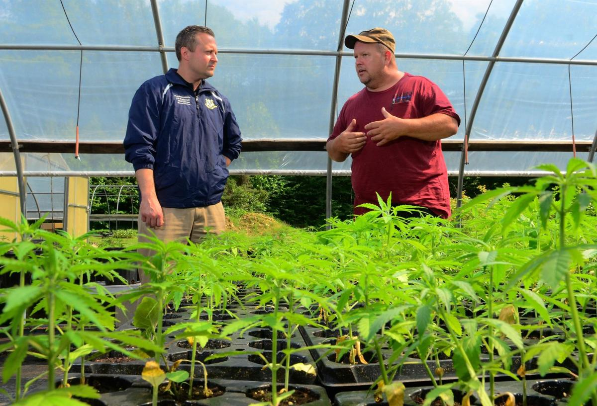 Robert Miller: Finding a market for Connecticut-grown hemp