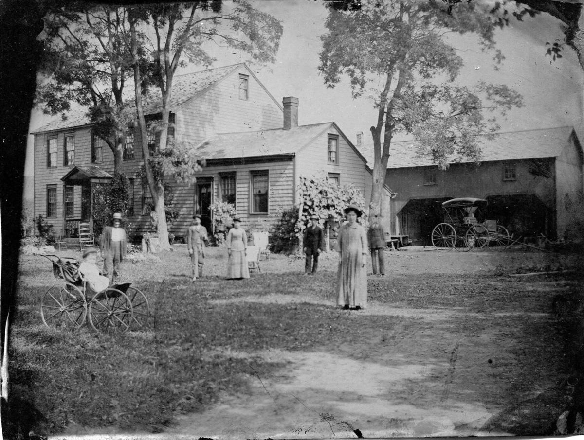 Sherman Library tells story of early town, through historic photos