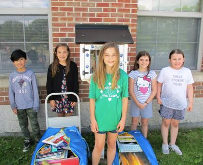 Little Free Libraries installed at all Torrington schools
