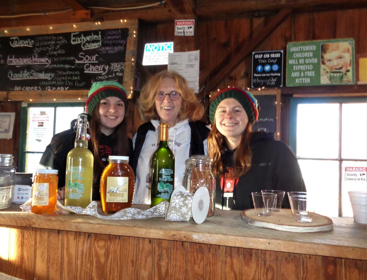 Authentic hard cider served up hot or cold at Harwinton's Hogan's Cider Mill