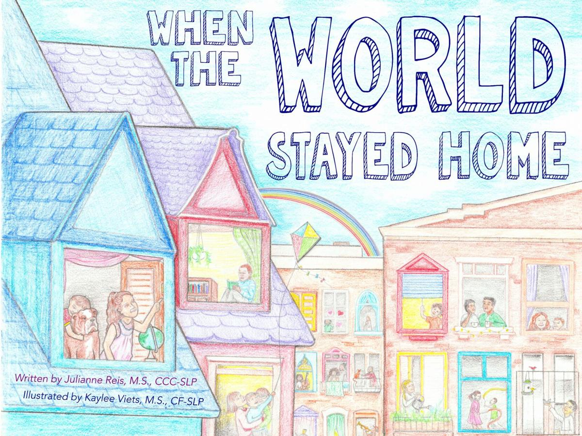 Harwinton educators create children's book about coronavirus pandemic