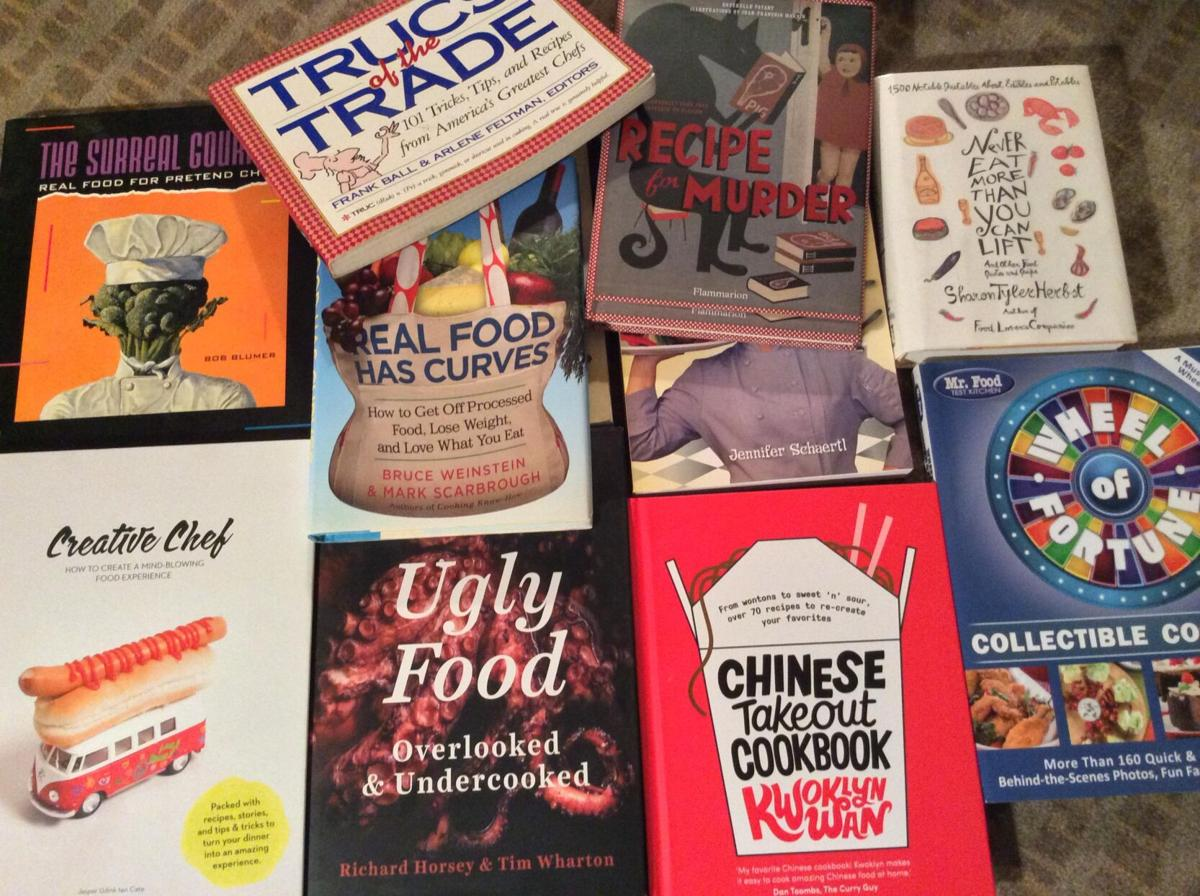 Stephen Fries: Cookbooks are much more than just recipes