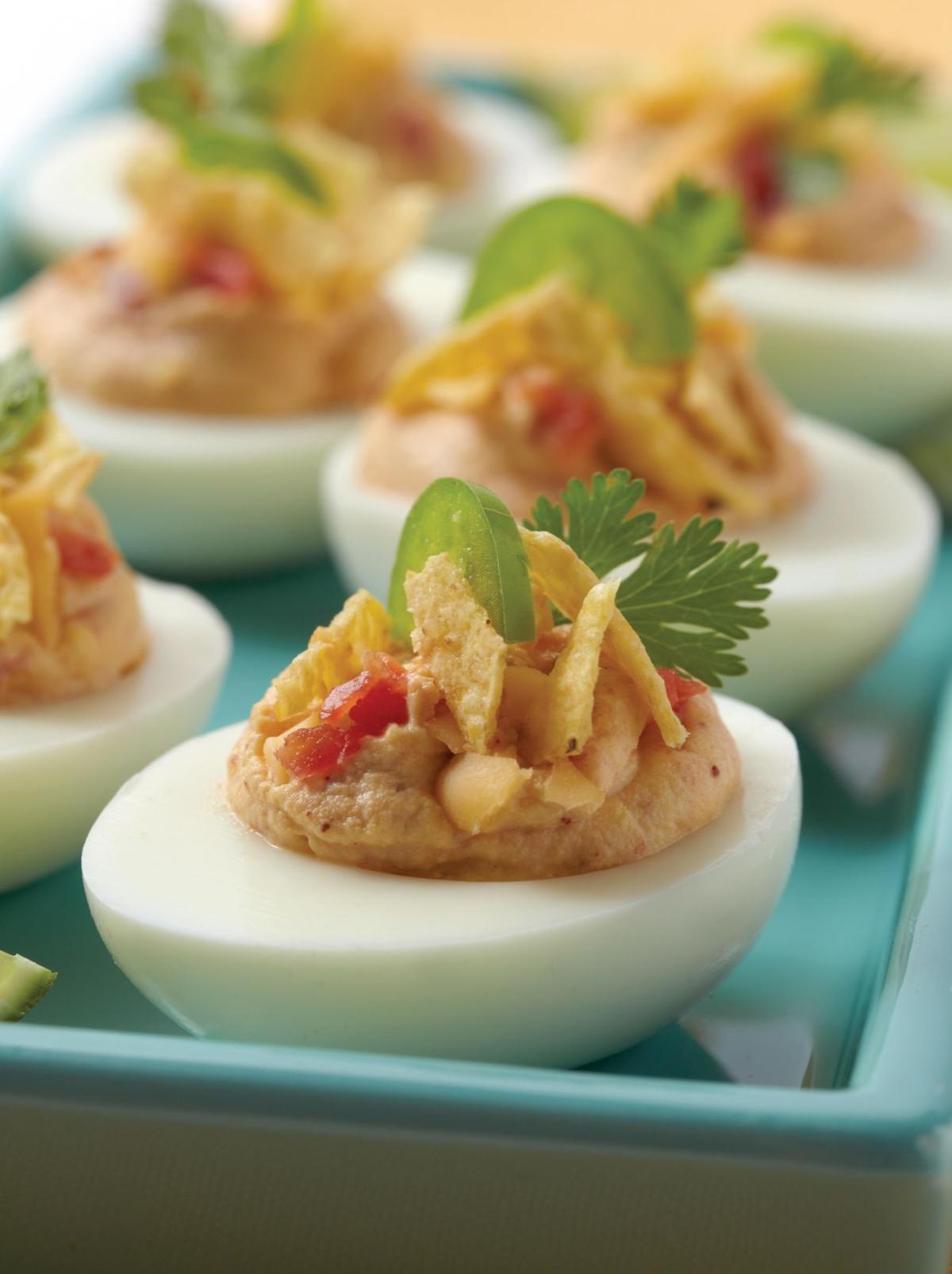 Stephen Fries: Deviled eggs make a resurgence with new twists