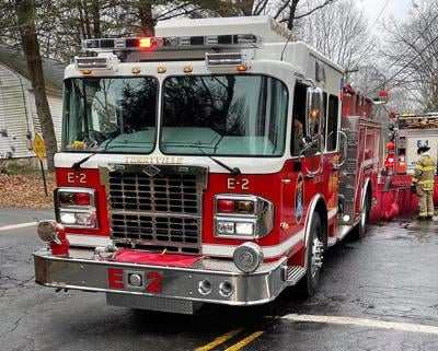 Officials: Terryville house fire causes smoke, water damage