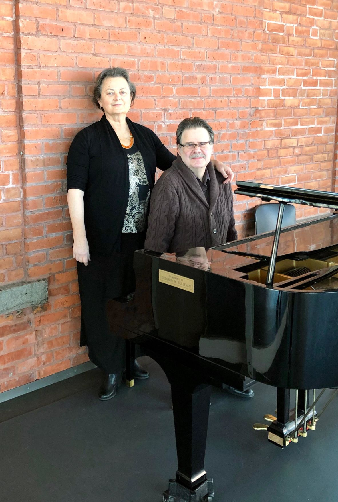 Nutmeg Nuggets: Acclaimed dance, music duo join Nutmeg for its 50th year