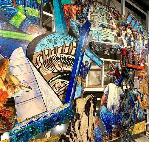 Canaan: American Mural Project is topic of virtual program