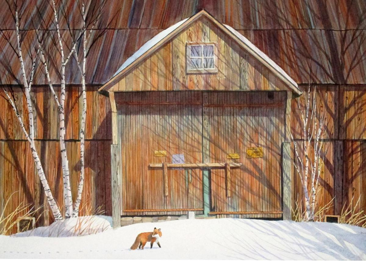 North East Watercolor Society to exhibit at Kent Art Association gallery
