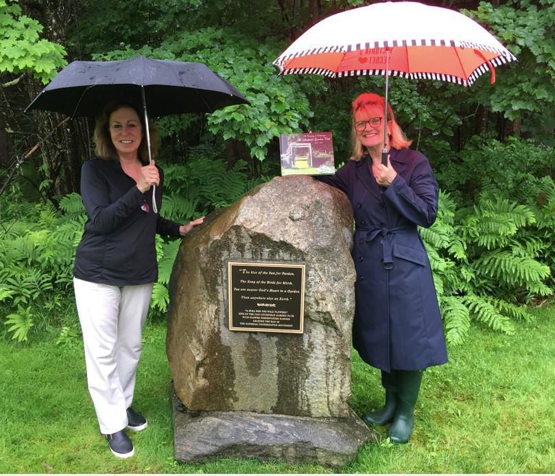 Litchfield Garden Club restores monument