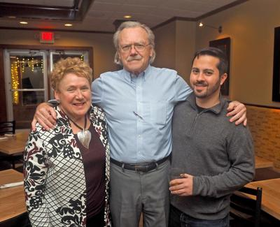 Owner of Ollie's Pizza hosts NW CT Chamber event