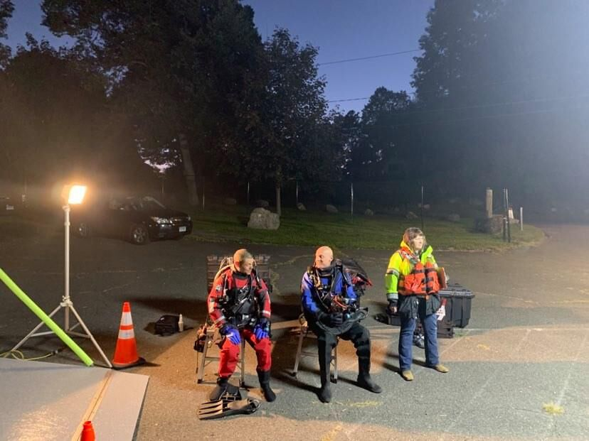 'That need to help the neighbor': Litchfield dive team works 24-7