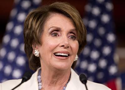 Nancy Pelosi to appear in CT Saturday