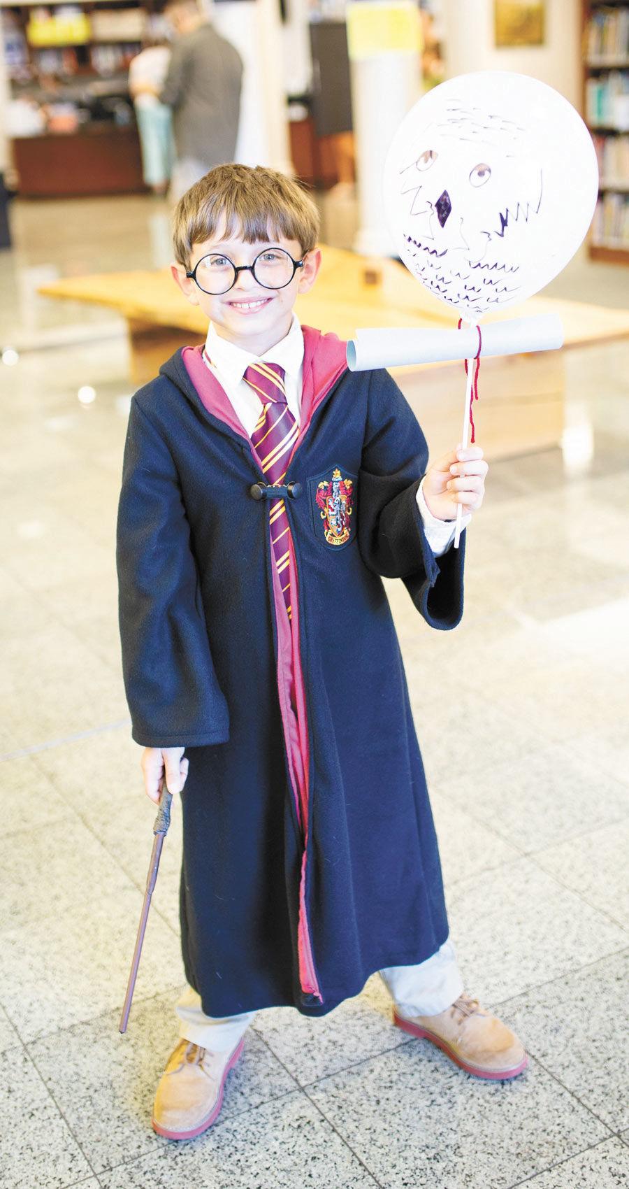 Harry's Magic