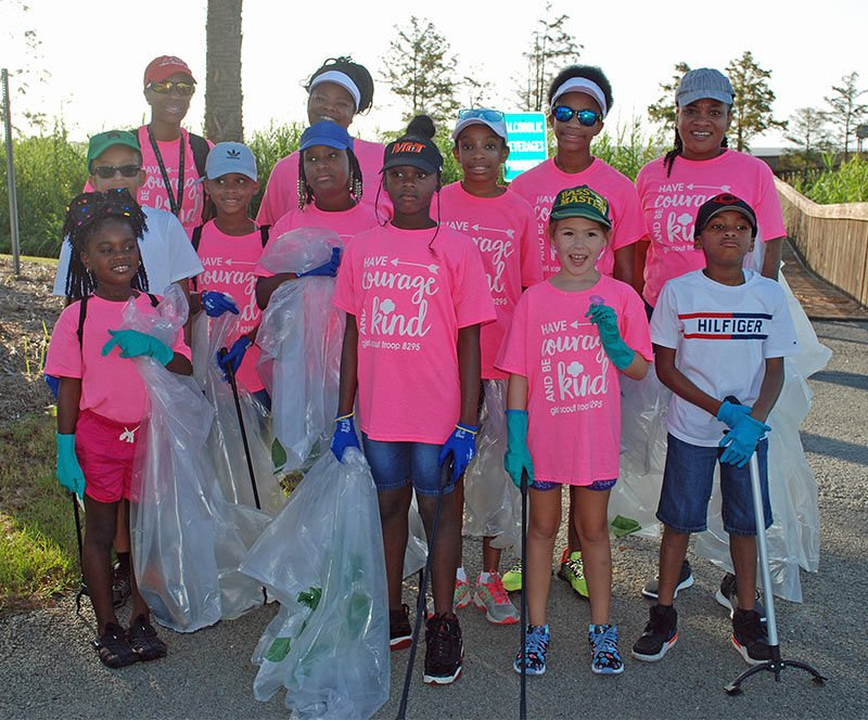 Tackling Litter with New Law, Coastal Cleanup, Litter-Gitter