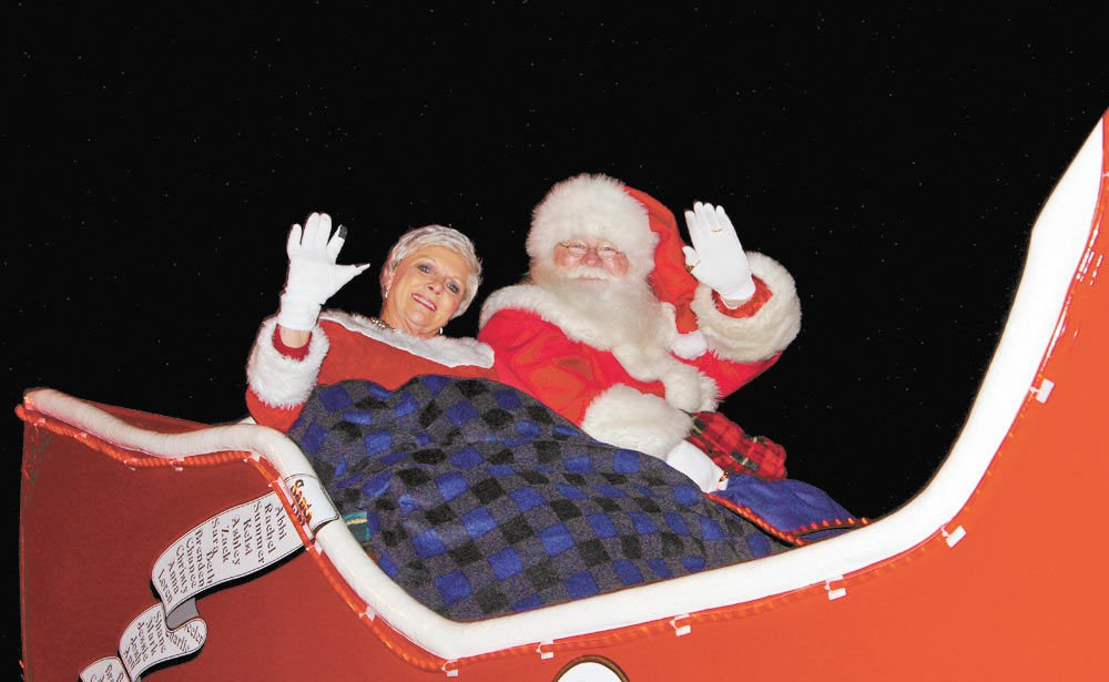 December Overflowing with Events in Colbert County