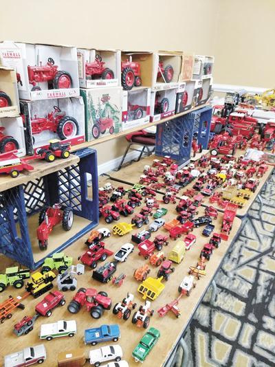 Farm Toys Spur Memories
