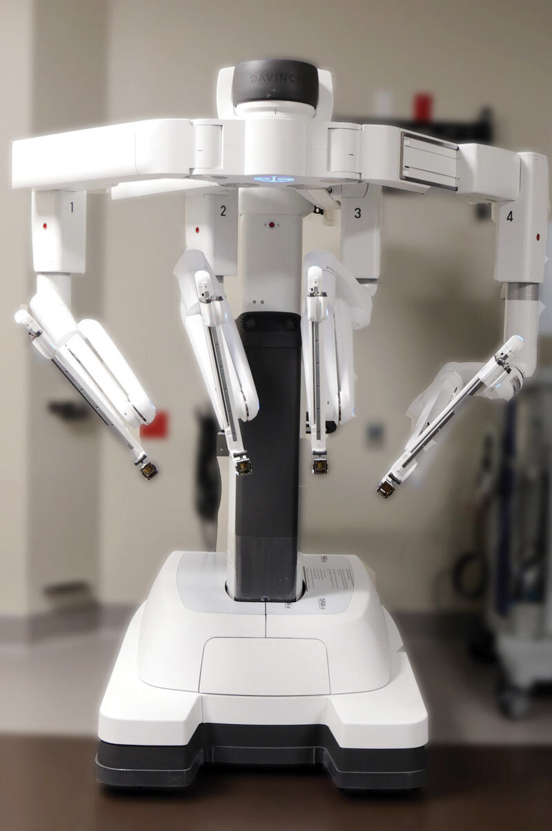 Tiny Robotic Incisions Offer Big Results
