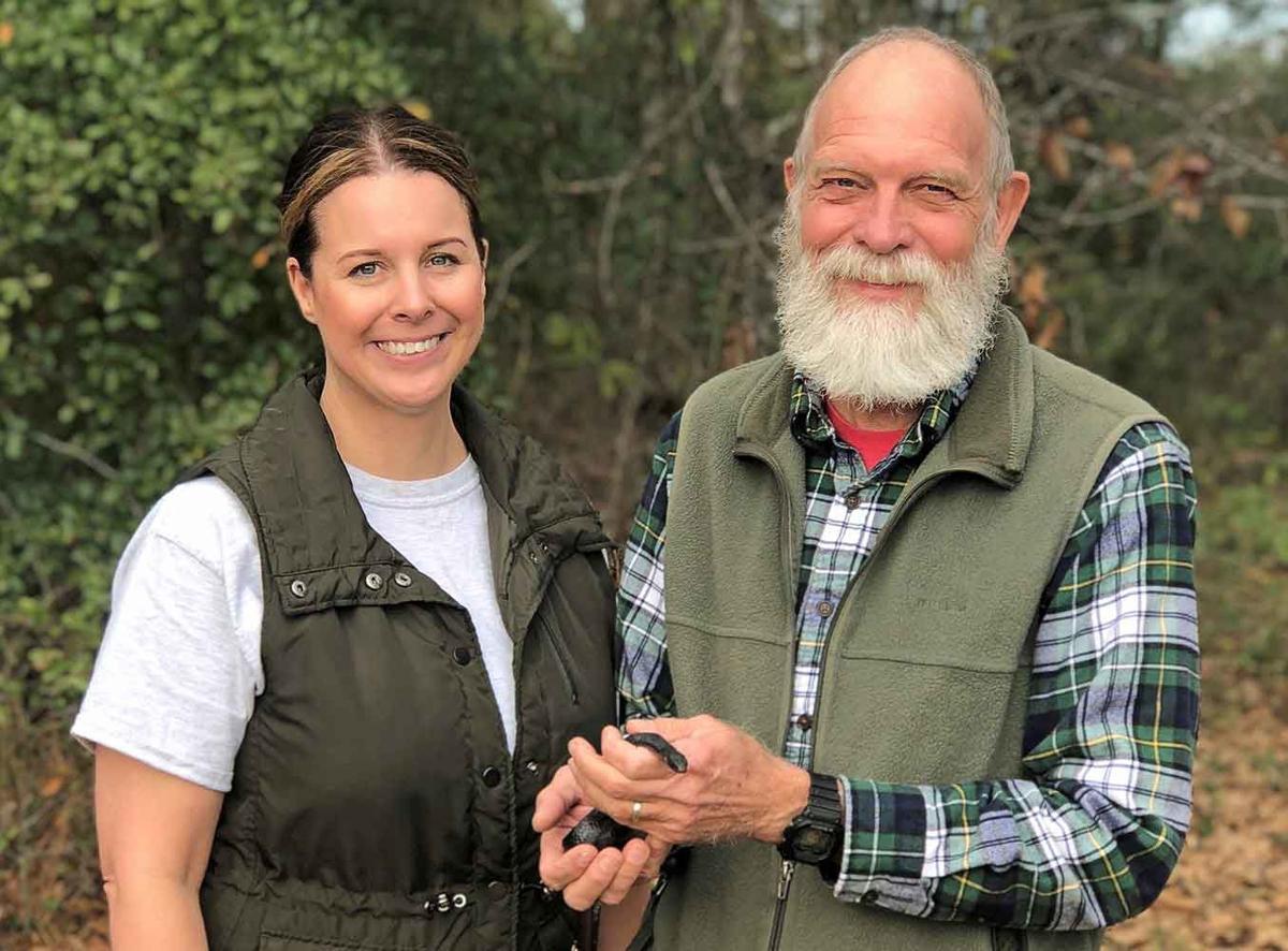 First Wild Eastern Indigo Snake Found in Alabama in 60 Years