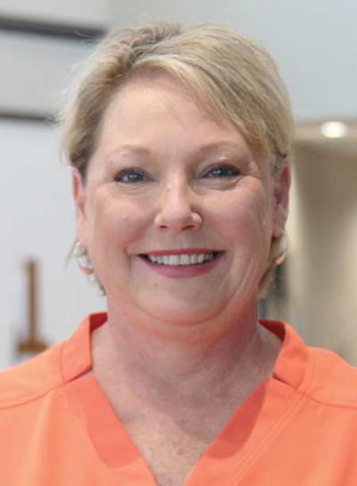 Harris is Chief of Nursing