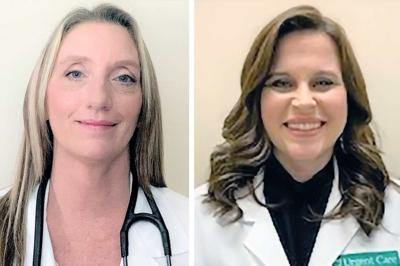 Urgent Care Adds 2 NP's